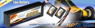 Horeson RC Helicopter Car Lipo Li-polymer Batteries Battery