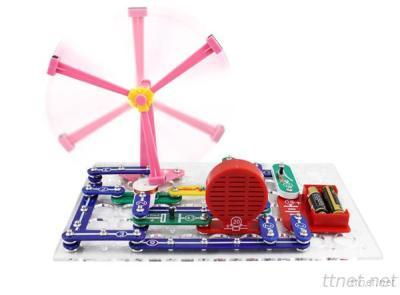 Educational Electronic Circuit Kits For Children And Students