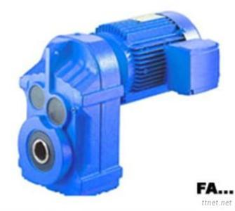 FA Series Parallel Shaft Gear Motor