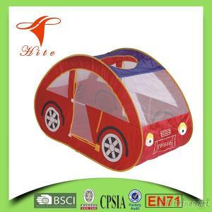 Folding Children Playing Car Tent