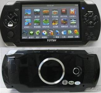 MP4 MP5 Game Player