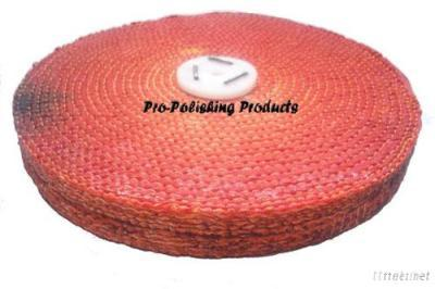 Treated Sisal Polishing Wheel