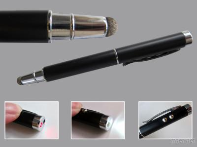 3 In 1 Projection Stylus, Laser Pen, Capacities Stylus Manufacture