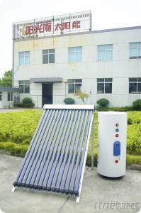 Premium Split Solar Water Heater With Solar Collector