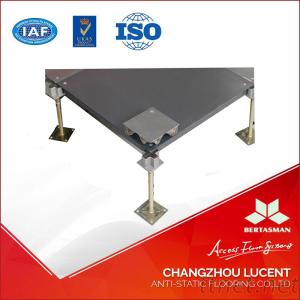 Office Widely Use OA Bare Finished Steel Access Floor