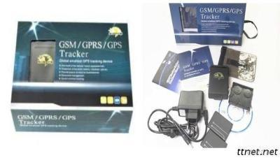 Personal Gps Tracker With Free Web Platform Tracking Via GPRS Or SMS