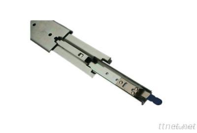 Full Extension Side Mount Heavy Duty Drawer Slide With Lock-In/Lock-Out Function