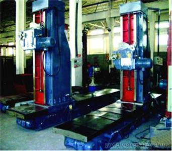 Beam Face Milling Machines