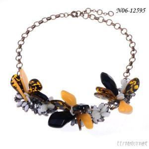 Choker Necklace For 2015 Indian Jewelry Necklaces Plated In Gold Selling Gold Jewelry Made In China Yiwu