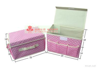 Oneiromancy Cosmetic Storage Set (Two Box For One Set) Pink