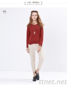 Women customed wool sweater cashmere warm pullovers