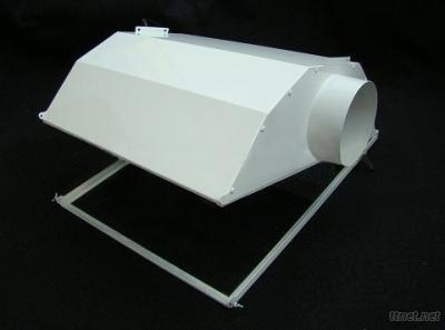 Large Air-Cooled Reflector
