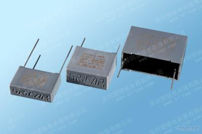 Interferon Suppression Capacitors