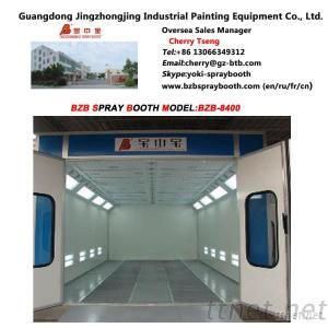 BZB-8400 Furniture Painting Oven