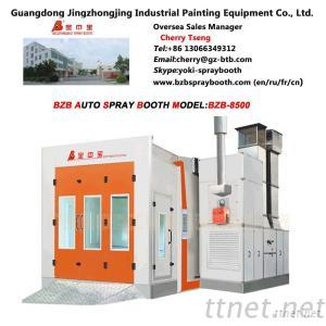BZB-8500 Airbrush Spray Booth