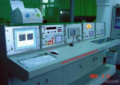 Automatic Control System Lightning Impact Test