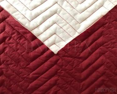 Polyester Quilted Fabric For Winter Jackets