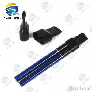 Double Suction Nozzle Drip Tips
