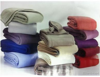 100% Polyester Polar Fleece Blankets