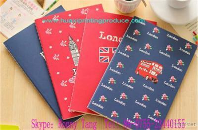 Notebook With London Symbols