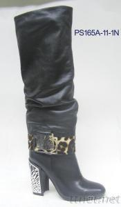 High Boots, Winter Shoes Boots, Leather Lady Boots, High Boots For Women