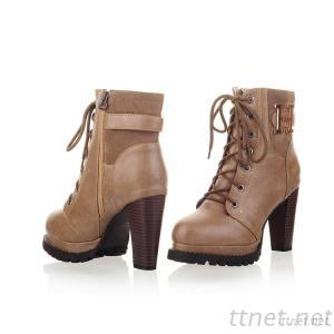 2013 Korean Version Of The New Winter Shoes With Thick Lace Boots Motorcycle Boots Rome