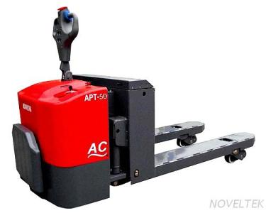 APT-50 AC+EPS ADVANCDE POWERED PALLET TRUCK (AC SYSTEM)(5.0 TONS)(HEAVY DUTY)