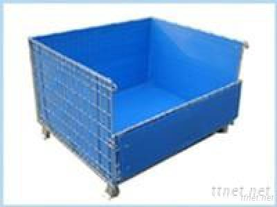 Industrial Warehouse Storage Cage