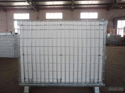 Warehouse Industrial Wire Container For Sales