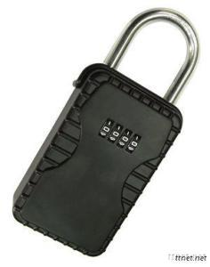 LKOT-2007 4-Dial Combination Key Storage Padlock