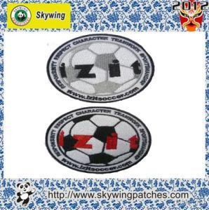 Embroidered Football Patch