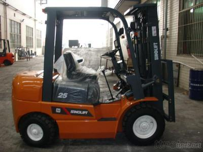 L Series 2-3.5T Internal Combustion Counterbalanced Forklift Truck