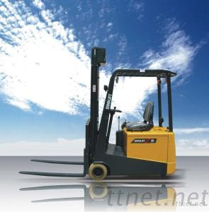 CPD-F 0.5-1.5T DC Electric Counterbalanced Forklift Truck