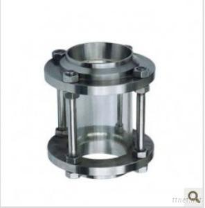 Sanitary In Line Sight Glass(Clamp)
