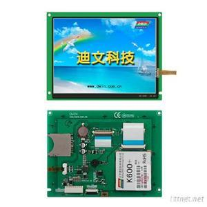 5.7 Inches, 640X480, Industrial LCD Module, Touch Optional