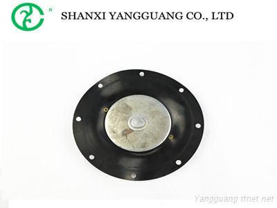 170 Mm Round Rubber Diaphragm For Pump