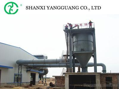 Cyclone Dust Collector For Woodworking