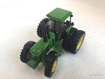 Tractor model production
