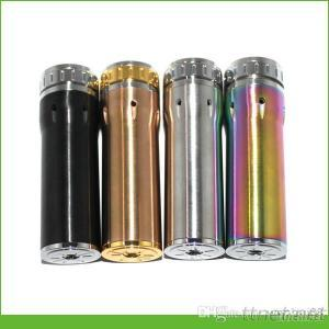 Mechanical 26650 Mod Stainless Steel Hades Mod Clone Mechanical Clone E Cigarette Stingray Hades Mod Battery Body
