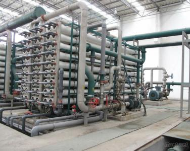 1200T/H Sea Water Desalination Machine for Water Treatment