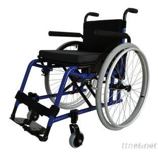 Aluminium wheelchairs