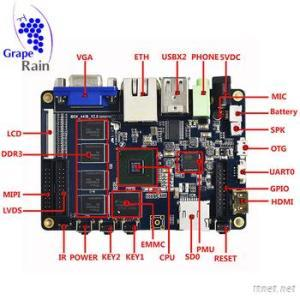 G6818Ibox Card Comoputer Single Board Computer Octa Core