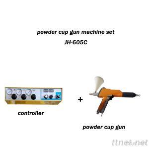 Portable Powder Coating Cup Gun JH-605C