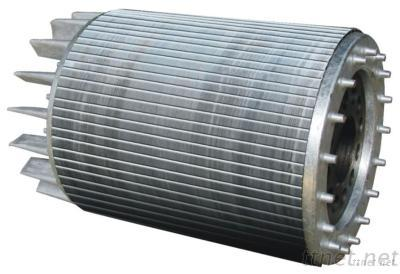 Stator And Rotor Stamping