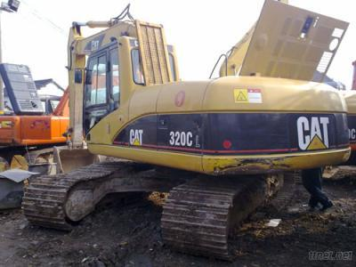 Excavator Caterpillar 320Cl