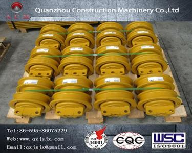 Heavy Equipment Excavator Replacement Parts Support Roller