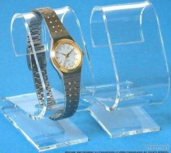 Acrylic Watches Display Stand