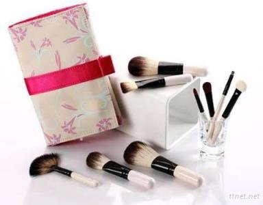 Luxurious Mini Makeup Brush Set