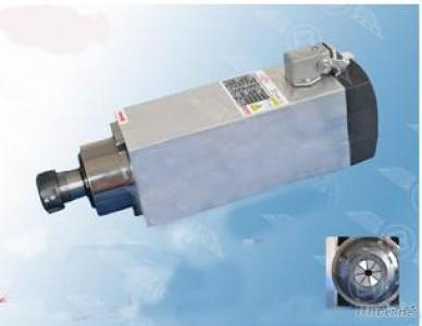 1.5Kw 18000rpm Air cooled CNC Spindle Motor