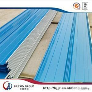 Corrugated Prepainted Steel Panel For Roof (Metal Panel)